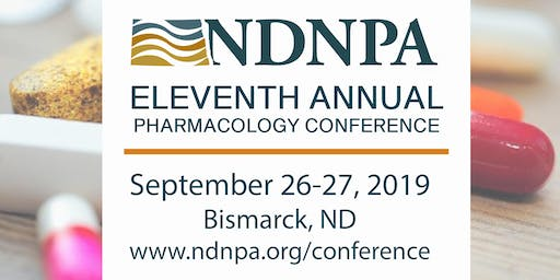 11th Annual NDNPA Pharmacology Conference