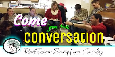 Friday, August 16 (9:00am - Noon) - Scripture Circle with Rabbi Noah