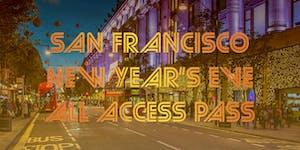 San Francisco All Access Pub Crawl Pass New Year's Eve...