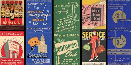Typography & Neon: Tenderloin Historical Ephemera Project tickets