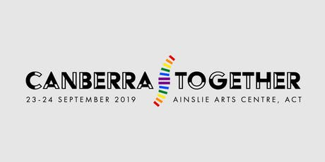Canberra Together | LGBTIQ+ Community Symposium tickets
