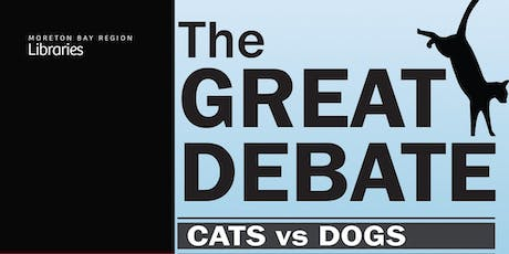The Great Debate - Caboolture Library tickets