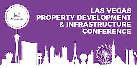 Las Vegas Property Development & Infrastructure Conference 2020 tickets