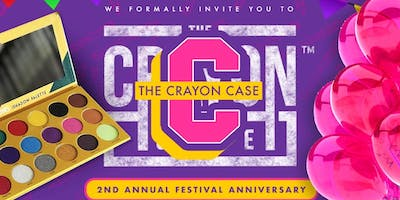 The Crayon Case 2nd Annual  Festival Anniversary
