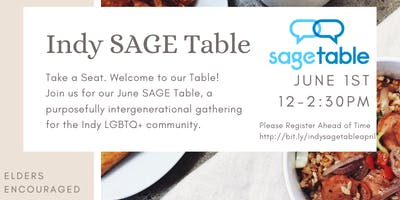 Indy SAGE Table June