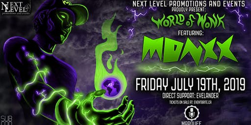 Monxx - Marquee (Calgary) July 19th, 2019