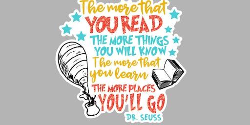 2019 Read A Book Day 1 Mile, 5K, 10K, 13.1, 26.2 - Des Moines