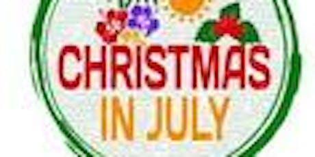 Christmas in July - Dinner & Music tickets