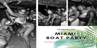 # Memorial Day Miami Party Boat + Unlimited drinks-Partybus