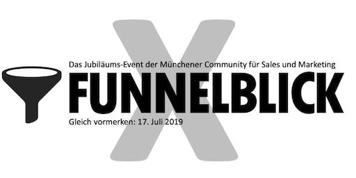 Kopie von Funnelblick #X: Münchner Community für Marketing und Sales in SaaS & Cloud