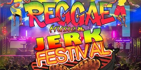 Kansas City's Reggae Music & Jerk Festival tickets
