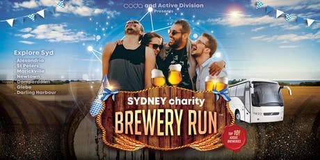 Sydney Charity Brewery Run  tickets