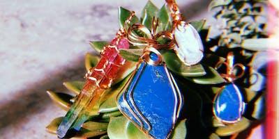 Sacred Metal Jewelry Beginners Class
