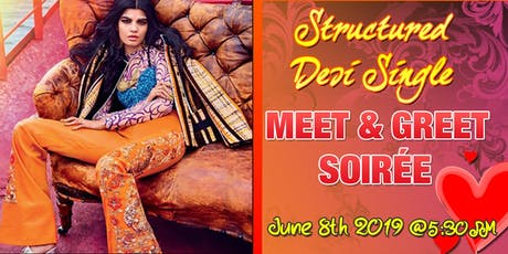Indian Speed Dating - Meet 15 Desi Dates In One Night tickets