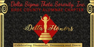 DCAC Delta Sigma Theta Sorority, Inc.: Delta Honors