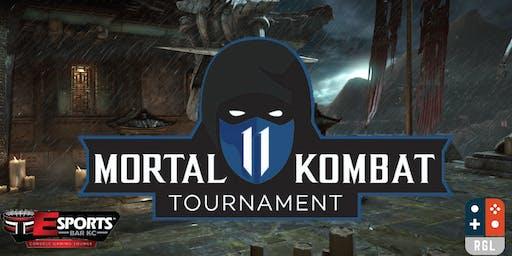 Mortal Kombat 11  Tournament (1st Quarter)