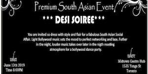 Toronto Desi (South Asian) Soiree- A Memorable Desi...
