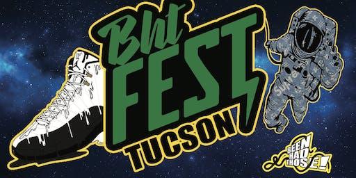 BHT Fest Tucson (Sneaker/Clothing/Barber/Art Convention)