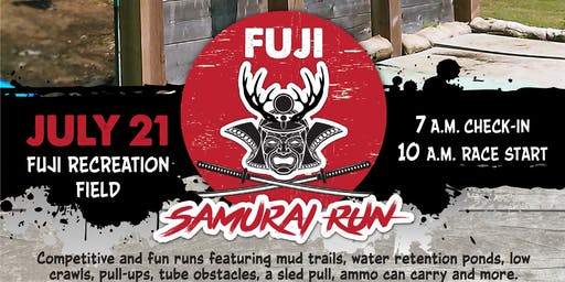 2019 Camp Fuji Samurai Run