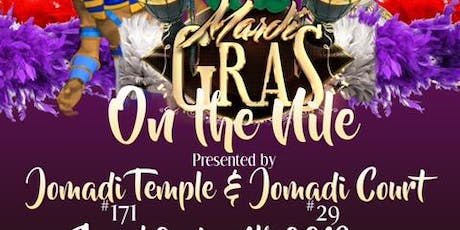 Mardi Gras On The Nile tickets