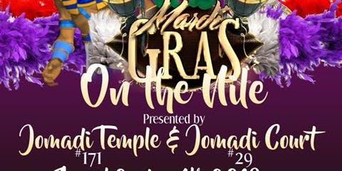 Mardi Gras On The Nile