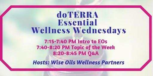 Essential Wellness Wednesday