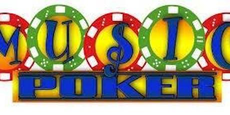 Music Poker!  tickets