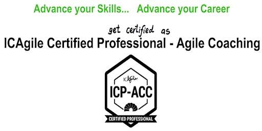 ICAgile Certified Professional - Agile Coaching (ICP ACC) Workshop -Wilmington, DE