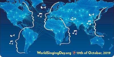 World Singing Day 2019 City Sing-alongs