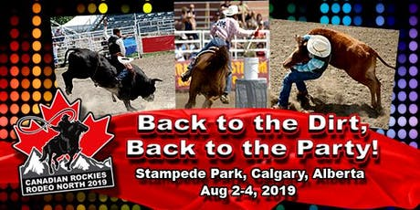 Canadian Rockies Rodeo North tickets