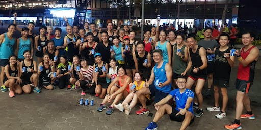 2XU-SSTAR.fitness Run Crew weekly training sessions (every Thurs and Sat)