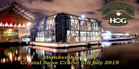 Swan River Chapter Membership Party 2019 tickets