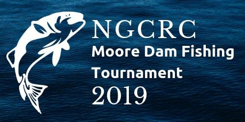 Moore Dam Fishing Tournament 2019