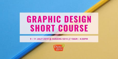 Graphic Design Short Course (JULY) tickets