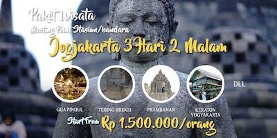 Paket Wisata Yogyakarta 3 Hari 2 Malam