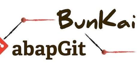 abapGit BunKai in Hamburg Tickets