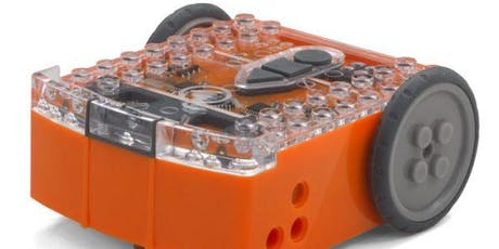 Meet Edison Robotics workshop- AGES 9yrs + ONLY tickets