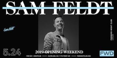 Sam Feldt at FWD Day + Nightclub