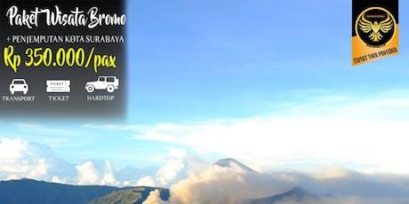 Paket Wisata Bromo Dari Surabaya tickets