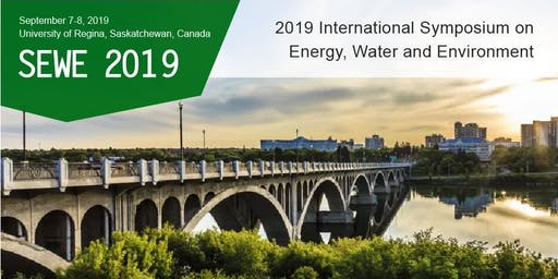 International Symposium on Energy, Water and Environment (SEWE 2019)