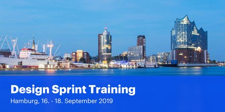 Strive Design Sprint Training Hamburg (2 Tage, deutsch) + Prototyping Workshop Tickets