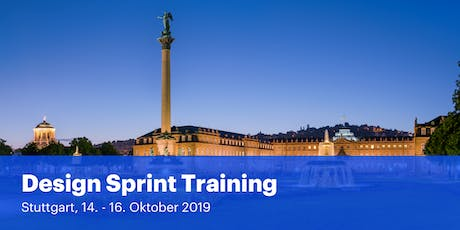 Strive Design Sprint Training in Stuttgart (2 Tage, deutsch) Tickets