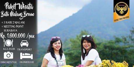Paket Wisata Batu Malang Bromo 3 Hari 2 Malam 2019 Terbaru tickets