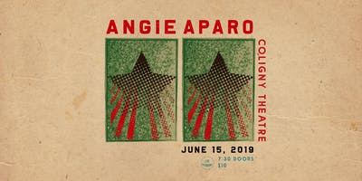 An Evening with Angie Aparo
