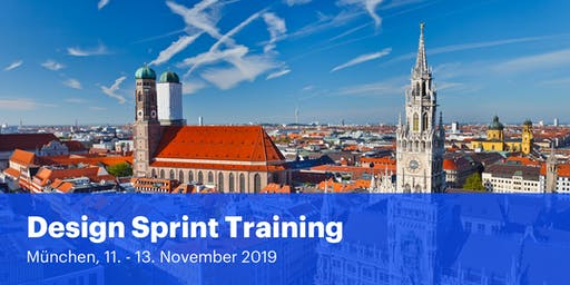 Strive Design Sprint Training München (2 Tage, deutsch) + Prototyping Workshop