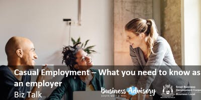Casual Employment - What you need to know as an employer | Margaret River