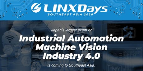 Pre-book your seat for LINXDays Southeast Asia 2020 - Singapore & Penang  tickets