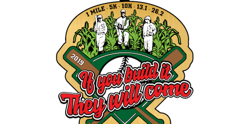 2019 If You Build It They Will Come 1m, 5K, 10K, 13.1, 26.2 -Grand Rapids