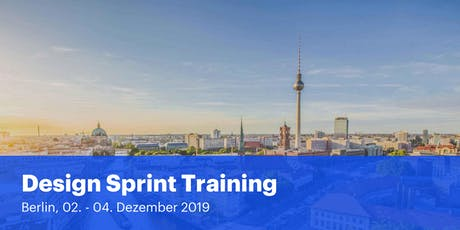 Strive Design Sprint Training Berlin (2 Tage, deutsch) + Prototyping Workshop Tickets