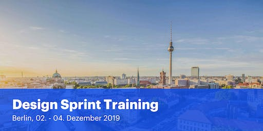Strive Design Sprint Training Berlin (2 days, English) + Prototyping Workshop